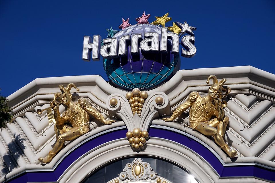 Harrahs Las Vegas Hotel And Casino
