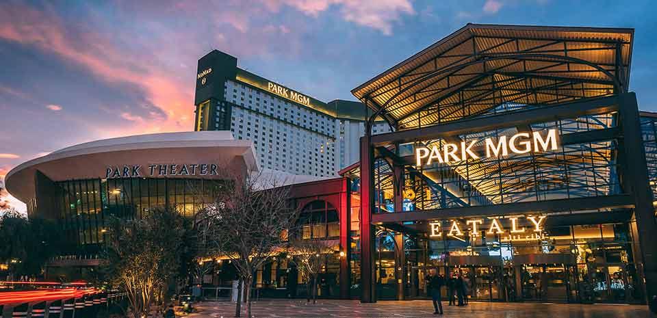 Park MGM Hotel & Casino Las Vegas