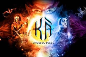 KÀ™ by Cirque du Soleil®