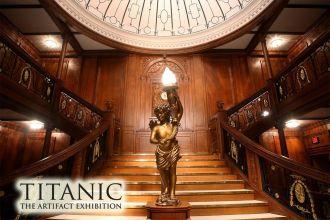 Titanic – The Artifact Exhibit
